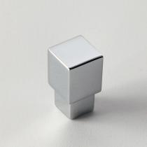 EBAN Quadro, ручка-кнопка для мебели, Цвет: хром