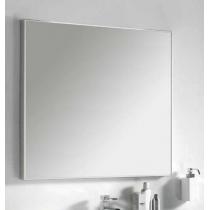 EBAN Зеркало Linea в раме 90*70h, цвет алюминий