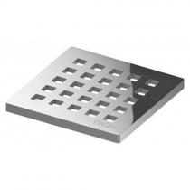 TECEdrainboard Quadratum Решетка декоративная