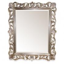 TW Зеркало в раме 85х100см, рама: дерево, цвет состаренное серебро