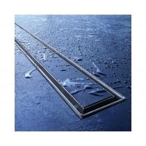 Tece drainline, Комплект для установки дренажного канала 800 мм из нержавеющей стали