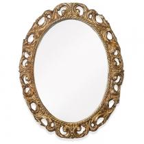 TW Зеркало в раме 72х92см, рама дерево, цвет золото