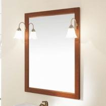 EBAN Lusso Зеркало в раме  96*106h, цвет: noce