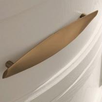 EBAN Onda ручка-скоба для мебели, дугообразная, Цвет: бронза