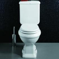 SIMAS Arcade Унитаз моноблок 36,5х68,5см, выпуск в стену, цвет белый с фурнитурой цвета хром, СИДЕНЬЕ НА ВЫБОР