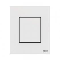 TECEnow Панель смыва для писсуара с картриджем, 104х124х5 мм,  белая