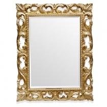 TW Зеркало в раме 75х95см, рама: дерево, цвет глянцевое золото