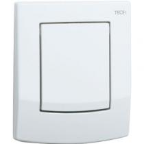 TECEambia Панель смыва для писсуара с картриджем, 100х120х15 мм, белая с антибактрериальным покрытием