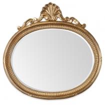 TW Зеркало в раме 92х92см, рама дерево, цвет золото