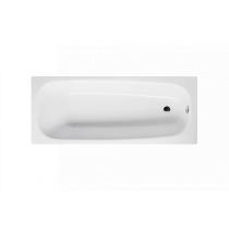 BETTE Form Ванна с шумоизоляцией 190х80х42, с самоочищающимся покрытием Glaze Plus и покрытием анти-слип, белая