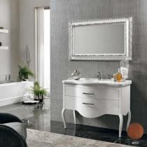 EBAN Sonia Комплект мебели 95 см с зеркалом Marika, цвета: NOCE