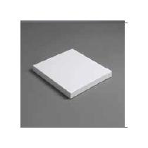 SIMAS Frozen Сиденье из терморезины для унитаза, цвет белый/хром с микролифтом