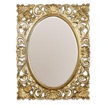 TW Зеркало в раме 73х95см, рама дерево, цвет золото