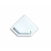 Душевой поддон Hoesch CARTAGENA 5537, пятиугольный