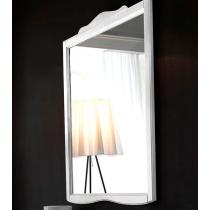 KERASAN Retro Зеркало в деревянной раме 92xh116, цвет matt (белый матовый)