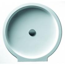 Душевой поддон Hoesch PHILIPPE STARCK 6351, круглый, пристенный