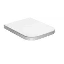 GSI Traccia Сиденье для унитаза, цвет: белый, фурнитура: хром с микролифтом