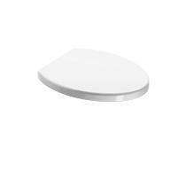 GSI Modo Сиденье для унитаза, цвет белый/хром (микролифт)