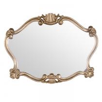 TW Зеркало в раме 91хh70см, рама дерево, цвет бронза