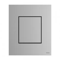 TECEnow Urinal. Панель смыва для писсуара с картриджем, 124х104х5 мм, хром матовый