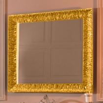 KERASAN Retro Зеркало 100x100, цвет золото
