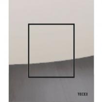 TECEnow Urinal. Панель смыва для писсуара с картриджем , 124х104х5 мм,  хром глянцевый