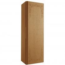 GLOBO Paestum Пенал подвесной, 3 внутр. полки, дверка универсальная DX/SX, 40*35*h126см, Цвет: foglio oro