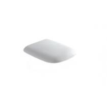 GLOBO Genesis Сиденье для унитаза,цвет белый/хром (микролифт)