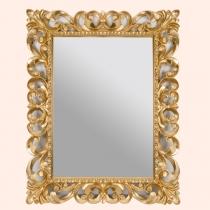 EBAN Зеркало QUEEN, 95x75см, золото