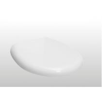 KERASAN Aquatech сиденье для унитаза,цвет белый, шарниры хром (микролифт)