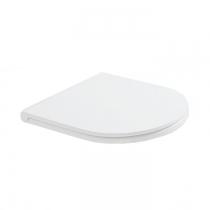 GLOBO Forty3 Крышка для унитаза с микролифтом, цвет: белый