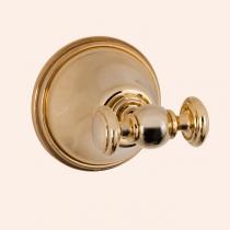 TW Harmony 016, крючок для полотенца, цвет держателя: золото