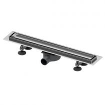 """TECElinus Комплект для монтажа дренажного канала с основой для плитки """"tile"""", минимальная высота монтажа 700 мм"""