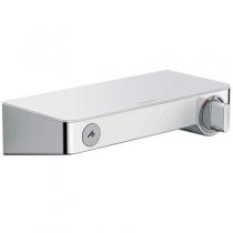 Смеситель-термостат для душа Hansgrohe Ecostat Select 13171000 с кнопками управления