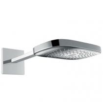 Тропический душ Hansgrohe Raindance Select E300 3jet 26468000, со стены, диаметр 30 см