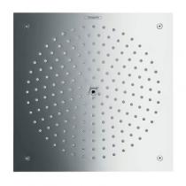 Душевая лейка для потолочного душа Hansgrohe Raindance 26472000, квадрат 26 см
