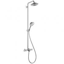 Душевая стойка со смесителем Hansgrohe Raindance Select 240 Showerpipe 27117000