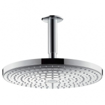 Тропический душ Hansgrohe Raindance Select S300 2jet 27337000, с потолка, диаметр 30 см