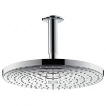 Тропический душ Hansgrohe Raindance Select S300 2jet 27337400, с потолка, диаметр 30 см