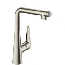 Смеситель для кухни Hansgrohe Тalis Select S 72820800 сталь