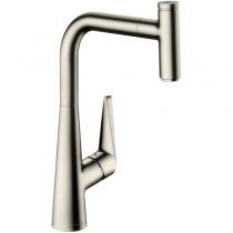 Смеситель для кухни Hansgrohe Тalis Select S 72821800 сталь