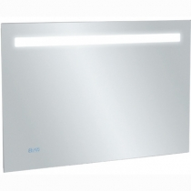 Зеркало Jacob Delafon Formilia EB1161-NF 100x65 с подсветкой и часами