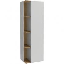 Шкаф-пенал Jacob Delafon Terrace EB1179G-G1C 50x35x150 L, 3 полки, белый