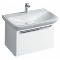 Шкафчик под умывальник Keramag MyDay 824080 68x40,5x41, 1 ящик с подсветкой, белый