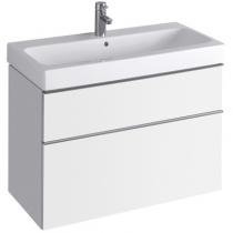 Шкафчик под умывальник Keramag iCon 840390 89x47,7x62, белый