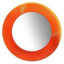 Зеркало Kartell by Laufen 386331 78x78, оранжевый