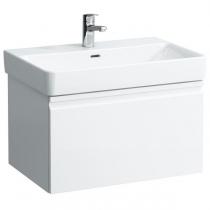 Шкафчик под умывальник Laufen Pro S 483371 57x45x39 с компактным сифоном, белый глянец