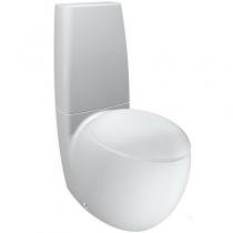 Чаша для унитаза Laufen Alessi One 822976 39x72, покрытие LCC, Vario выпуск