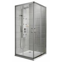 Душевой уголок Radaway Premium Plus D 80/90 30437-01-01N