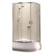 Душевой уголок Radaway Premium Plus E 80/100 30481-01-05N